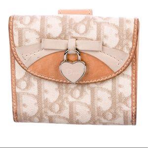 Dior Diorissimo Compact Wallet
